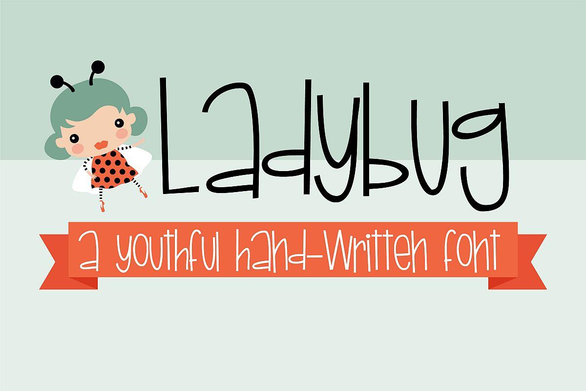 ZP Ladybug example image 1