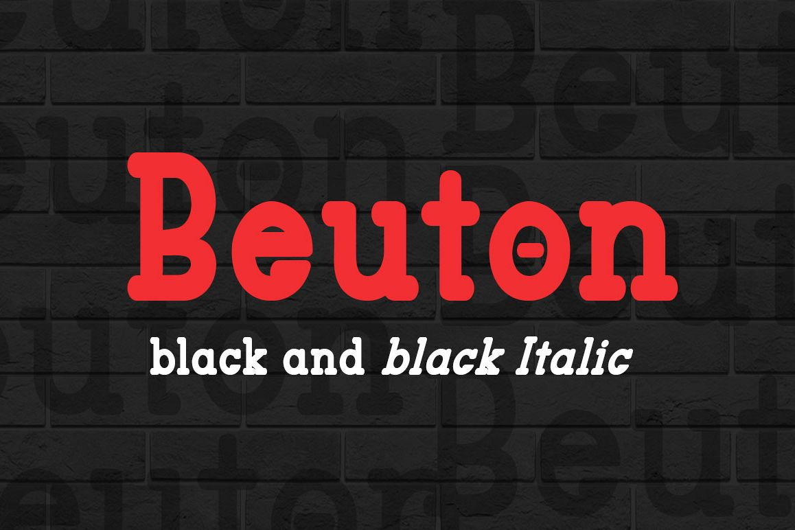 Beuton Black example image 1