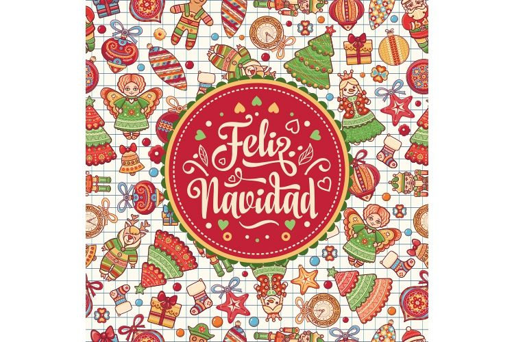 Christmas Spanish.Feliz Navidad Spanish Christmas Spain