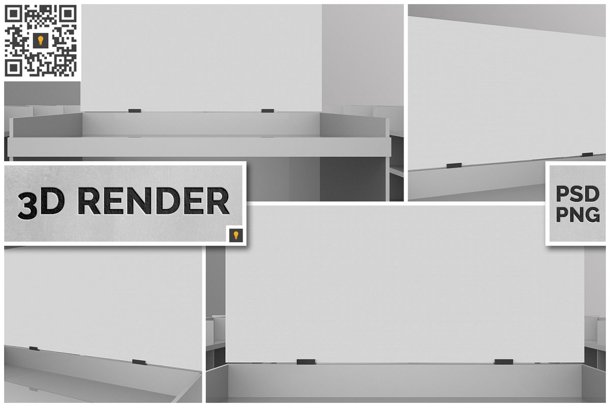 Store Crowner 3D Render example image 1