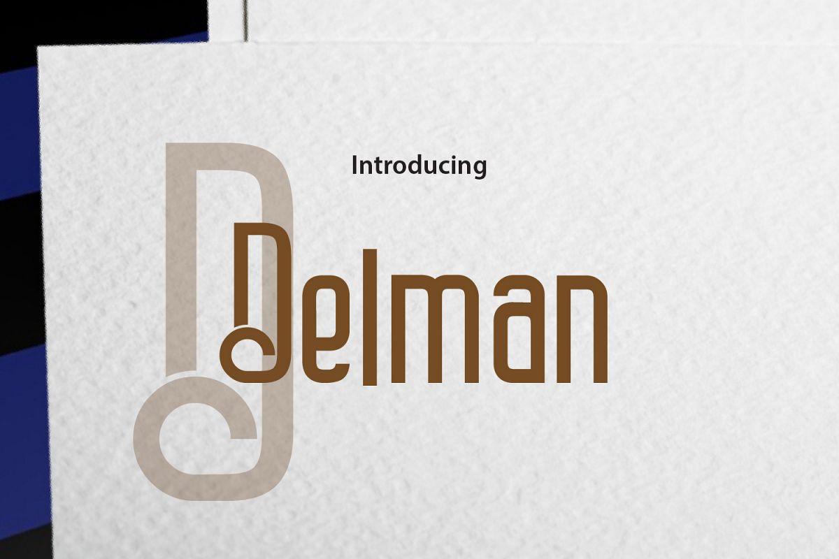 Delman example image 1