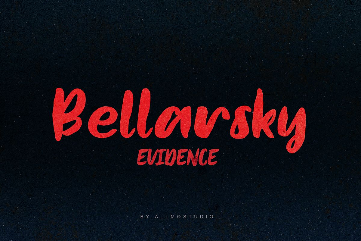 Bellarsky Evidence example image 1