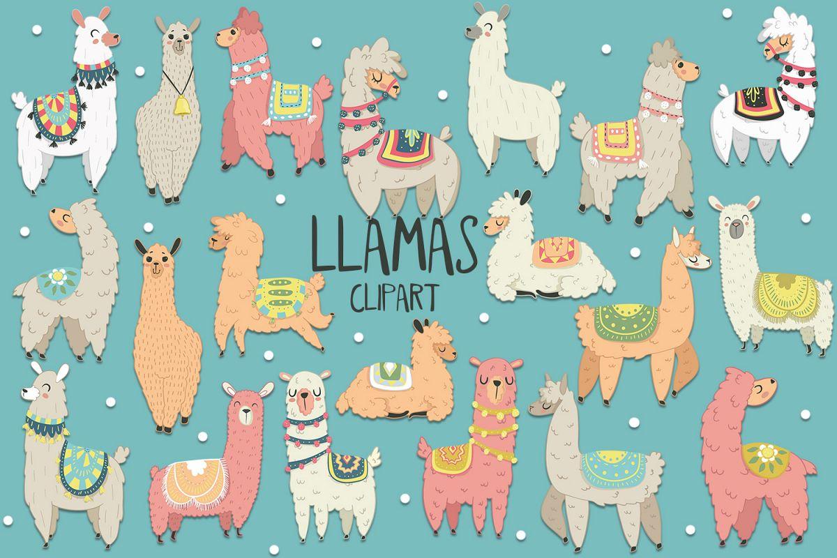 Llamas example image