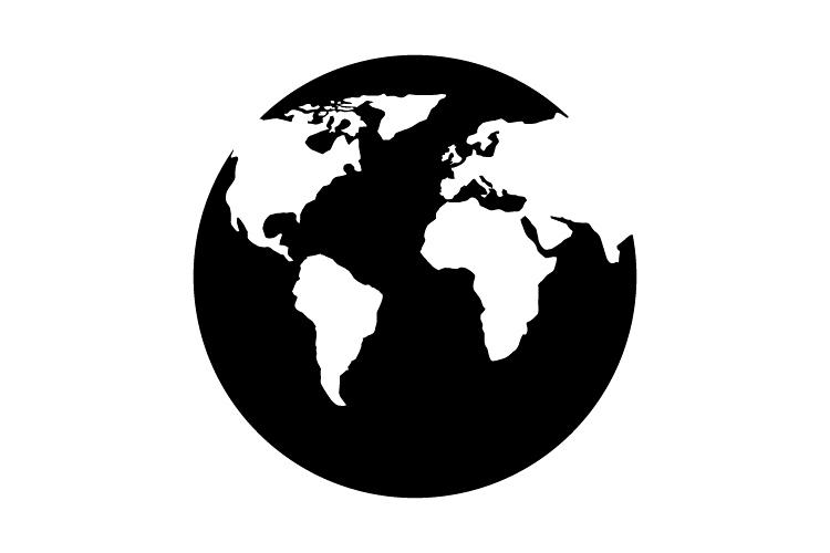 World icon example image 1
