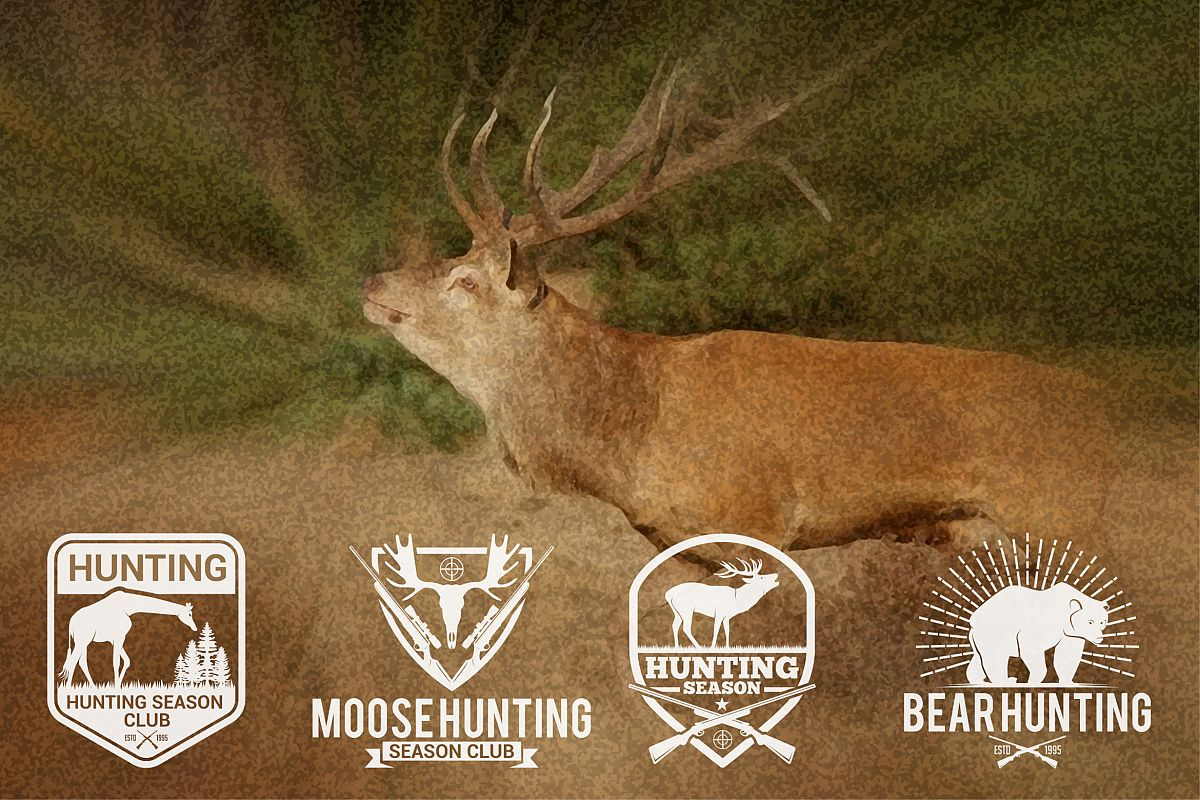 HUNTING CLUB2 example image 1
