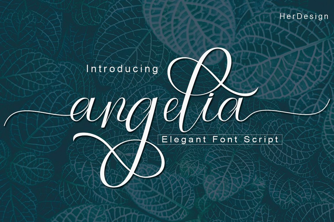 Angelia example image 1