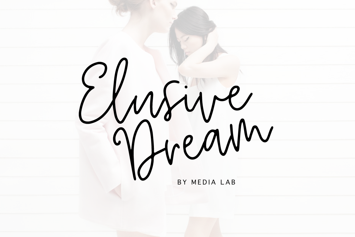 Elusive Dream Monoline example image 1