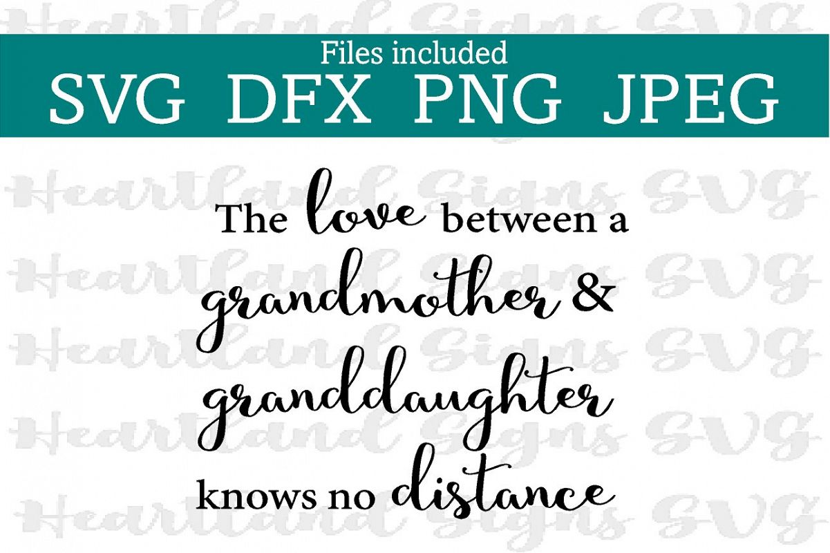 Love Between Grandmother and Granddaughter Knows No Distanc example image 1