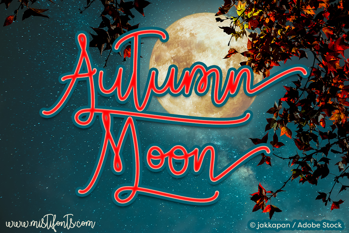 Autumn Moon example image 1