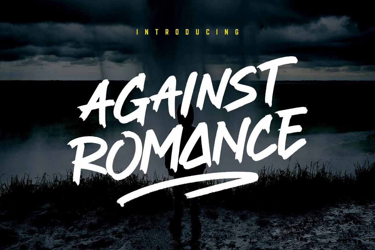 Against Romance - Extras 26 Swash example image 1