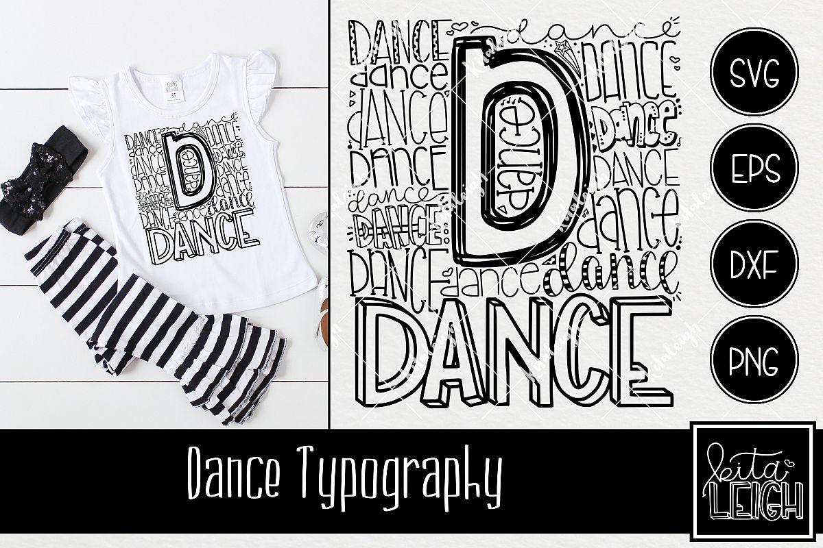 Dance Typography example image 1