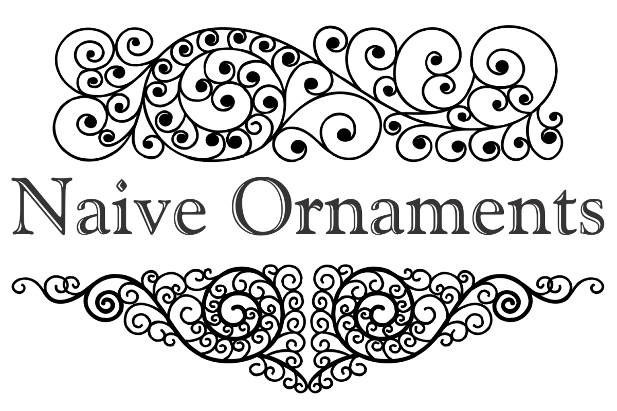 Naive Ornaments  example image 1