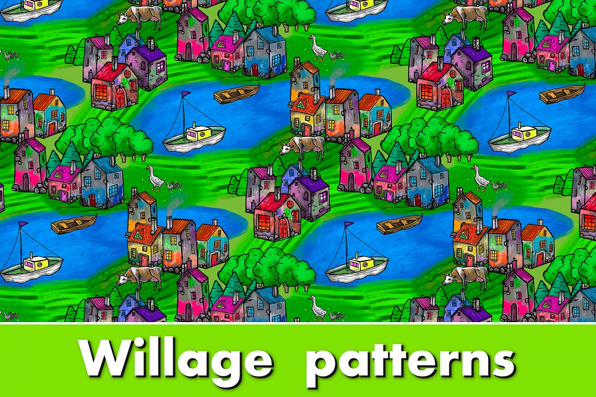 Willage patterns example image 1