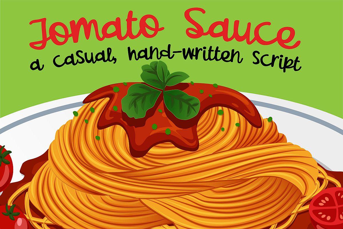 PN Tomato Sauce example image 1