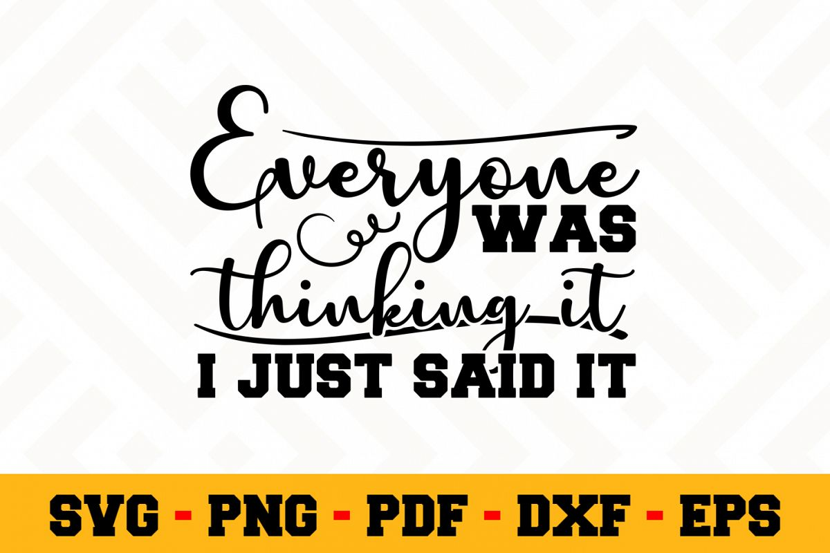 Funny SVG Design n647 | Funny Quote SVG Cut File example image 1