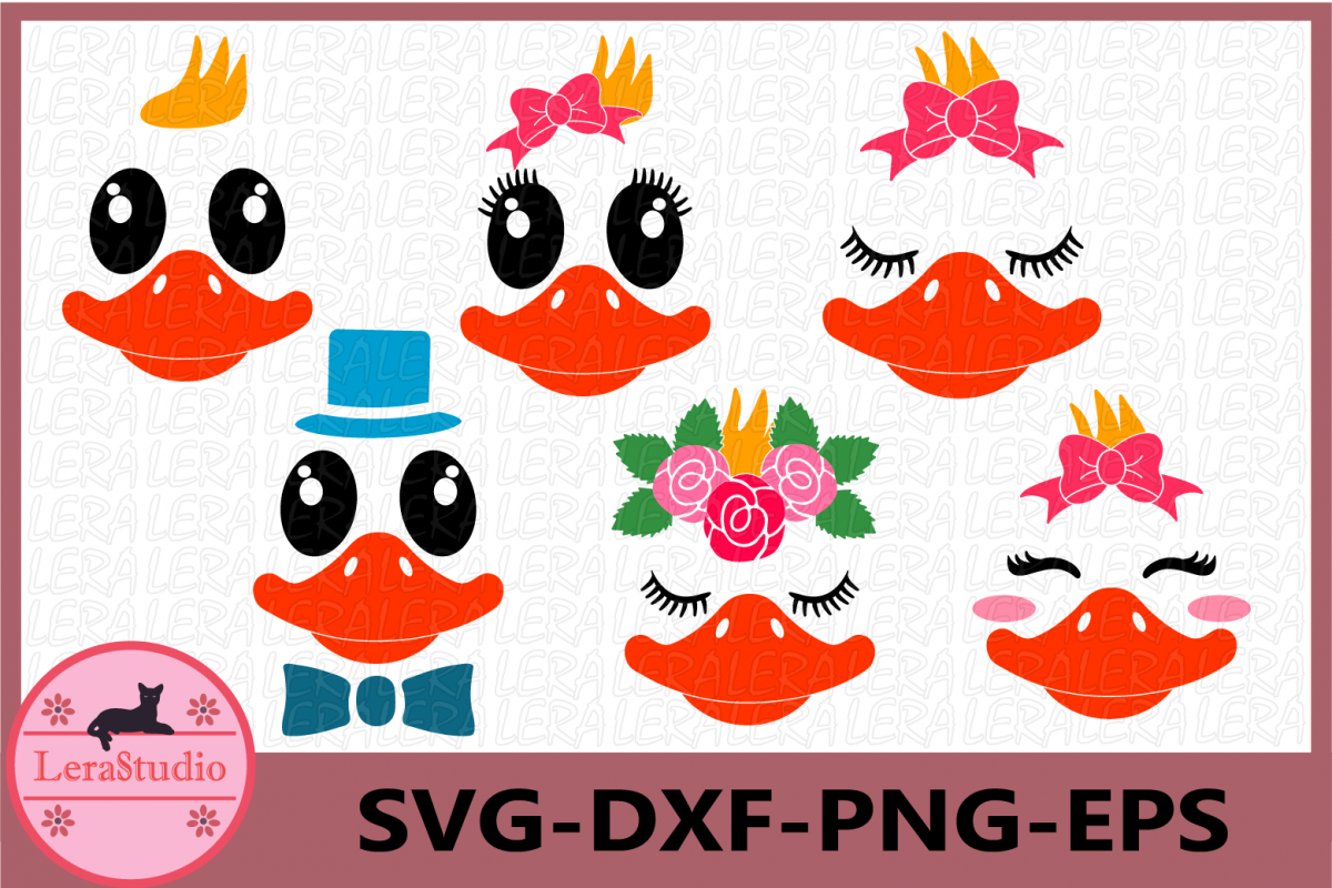 Duck Face svg, Duck Face with eyelashes, Duck Face face example image 1