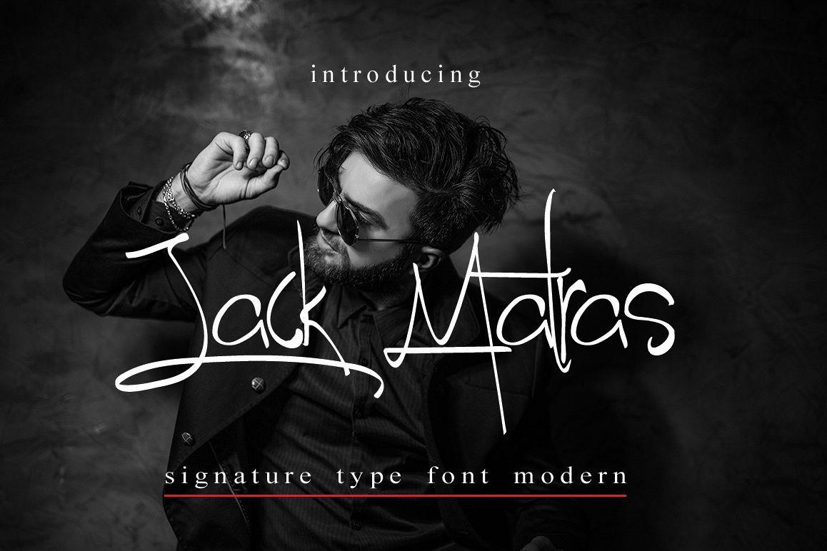 Jack Matras example image 1