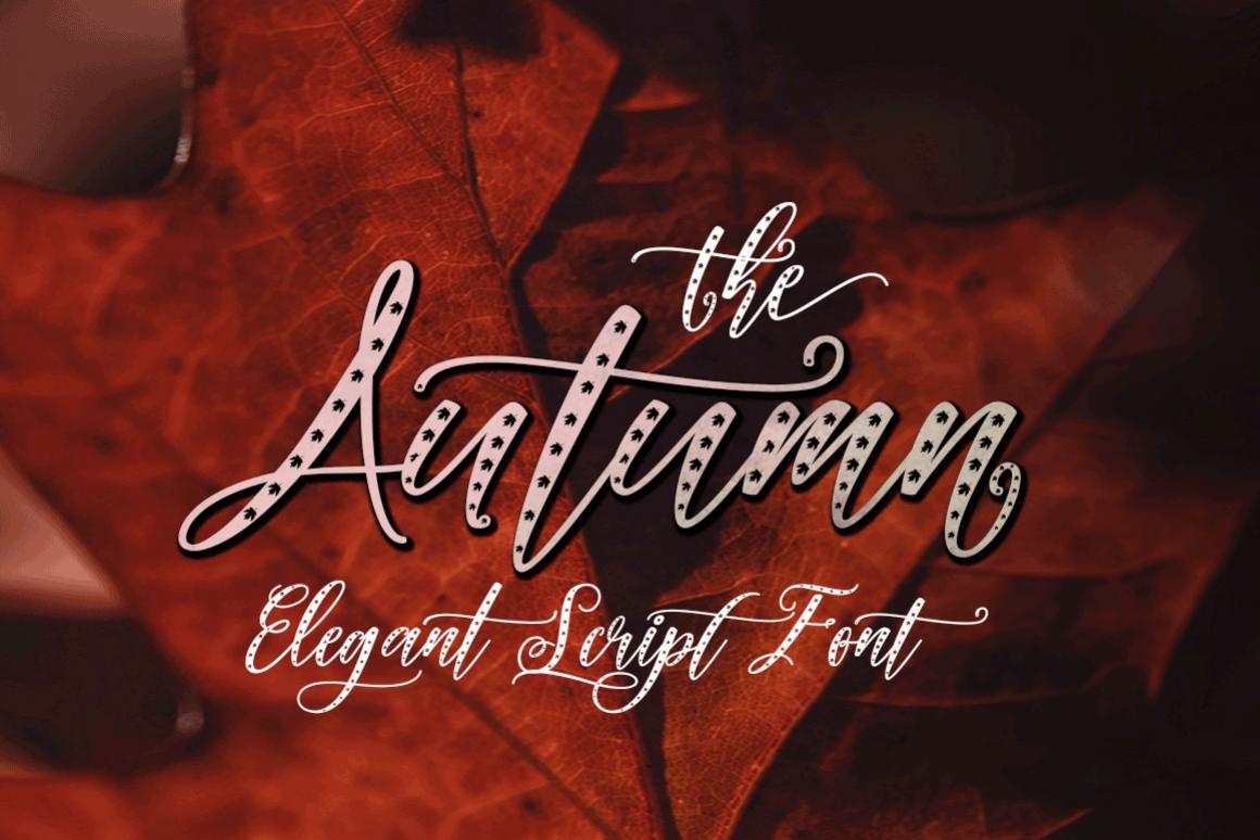 Autumn Elegant example image 1