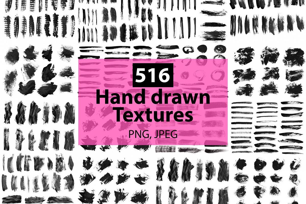 516 textures big set. example image 1