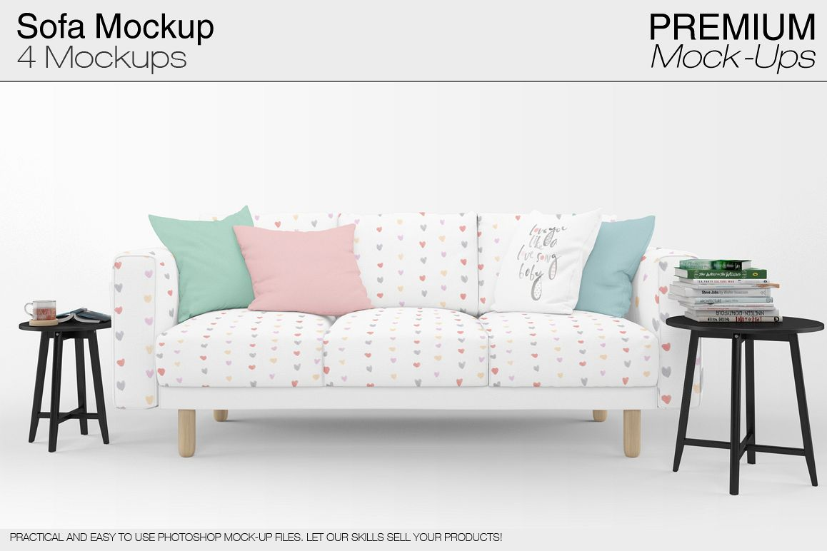 Fine Sofa Pillows Mockup Pack Andrewgaddart Wooden Chair Designs For Living Room Andrewgaddartcom