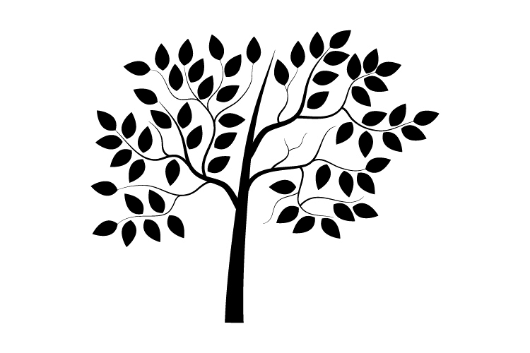 Tree icon example image 1