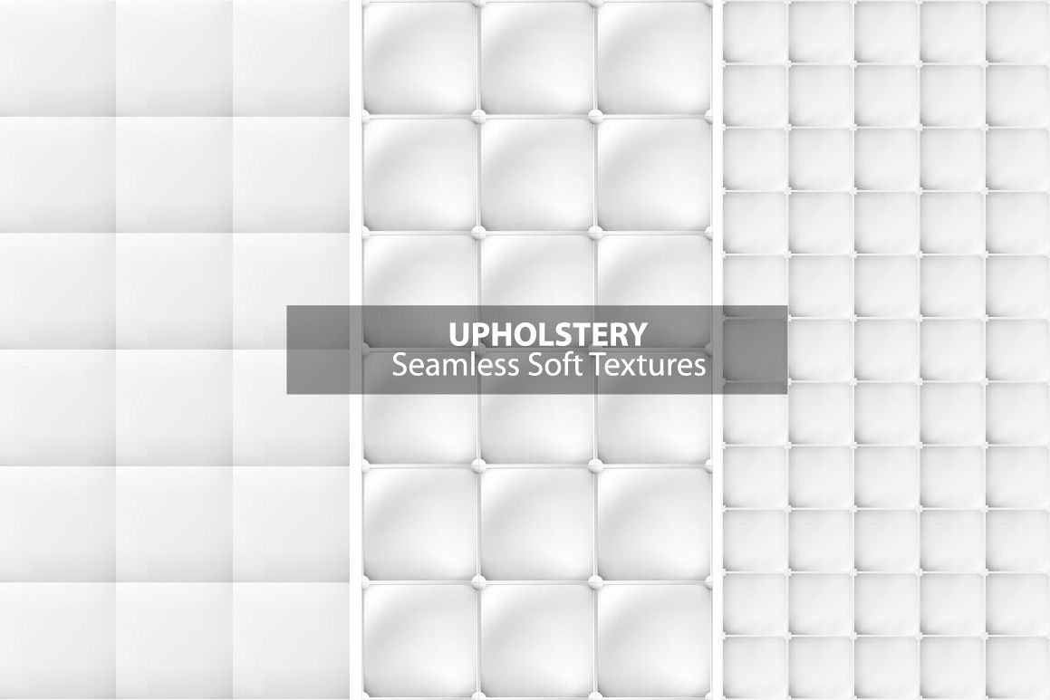 White soft textures - seamless. example image 1