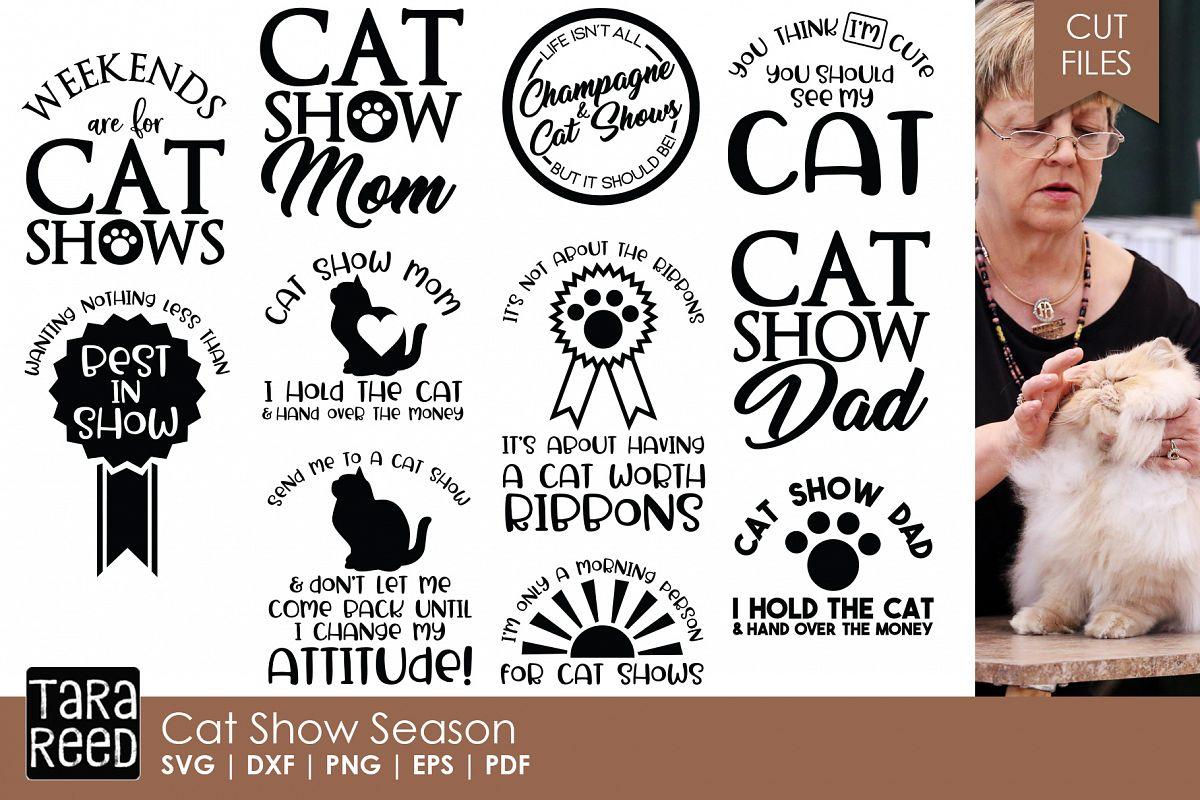 Cat Show Season Bundle example image 1