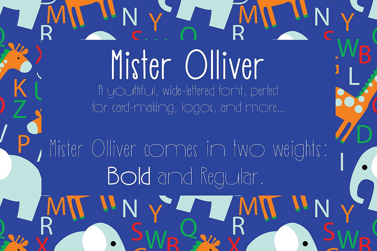 Mister Olliver example image 1