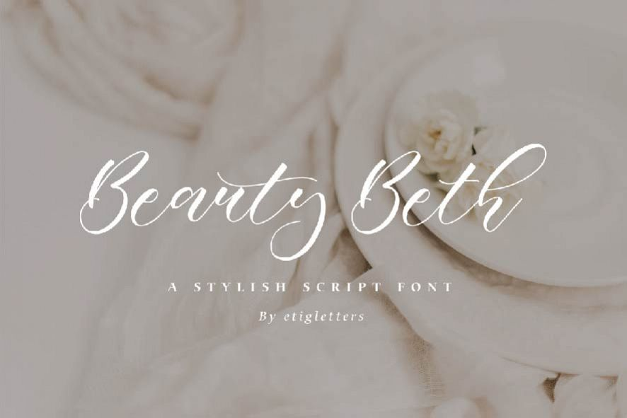 Beauty Beth example image 1