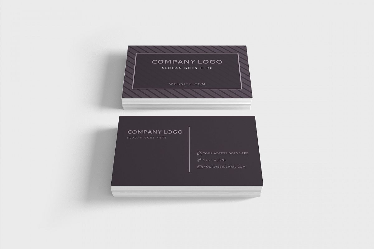 Business Card vol.07 example image 1