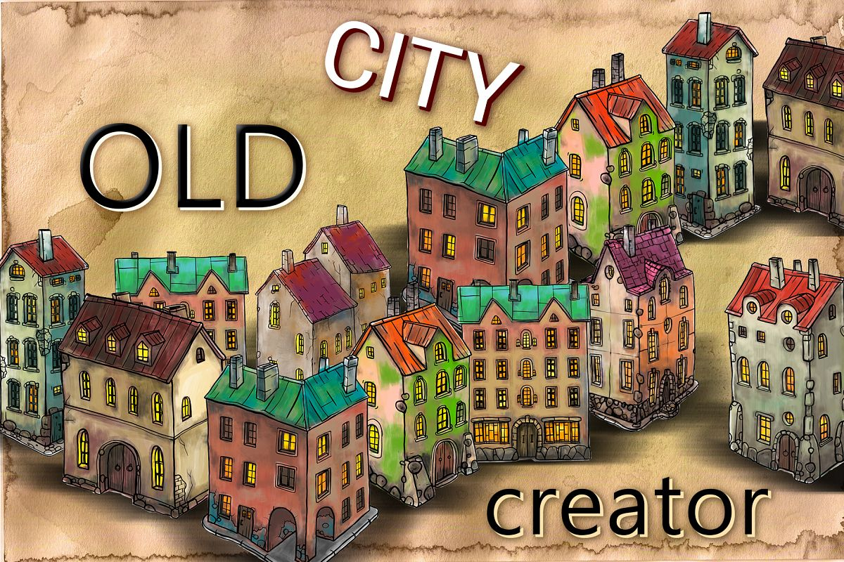 Old city creator example image 1