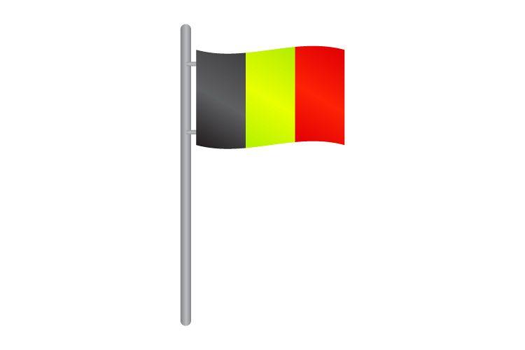 Belgium flag example image 1
