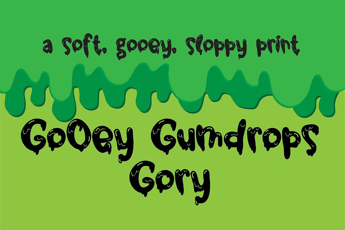 PN Gooey Gumdrops Gory example image 1