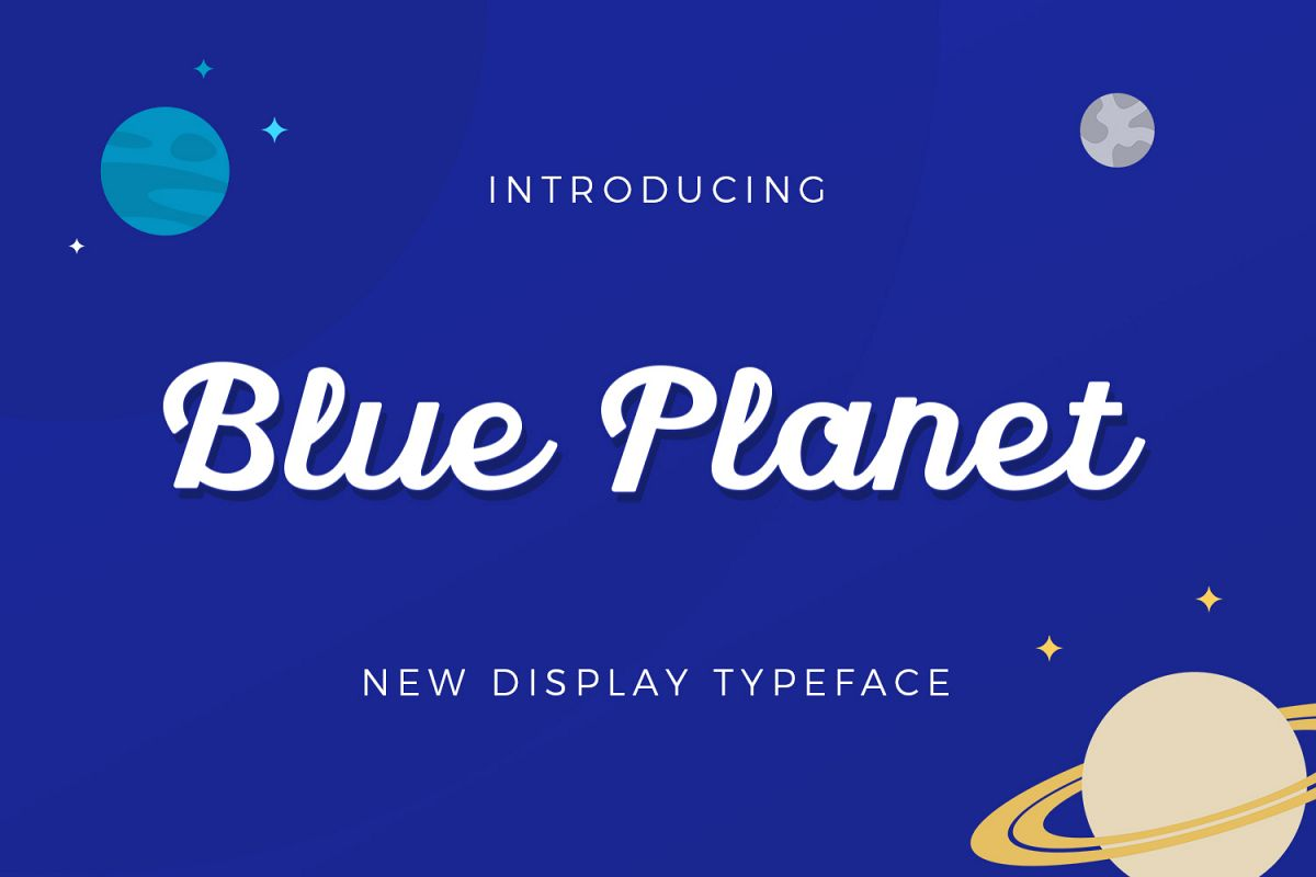 Blue Planet example image 1