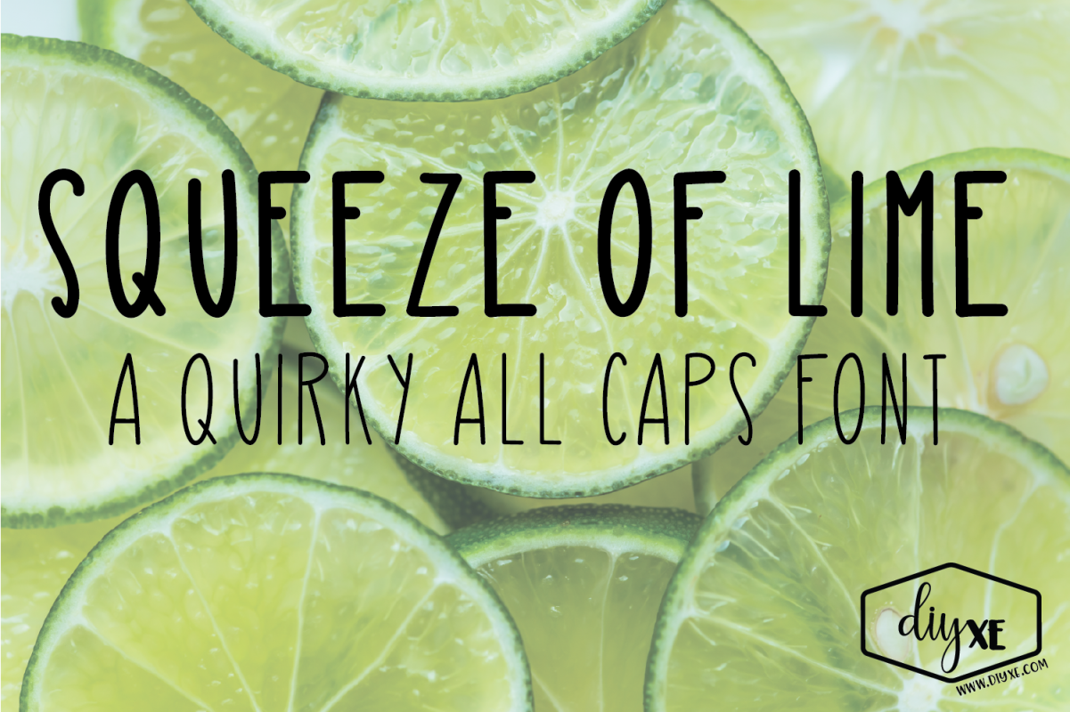 Squeeze Of Lime example image 1