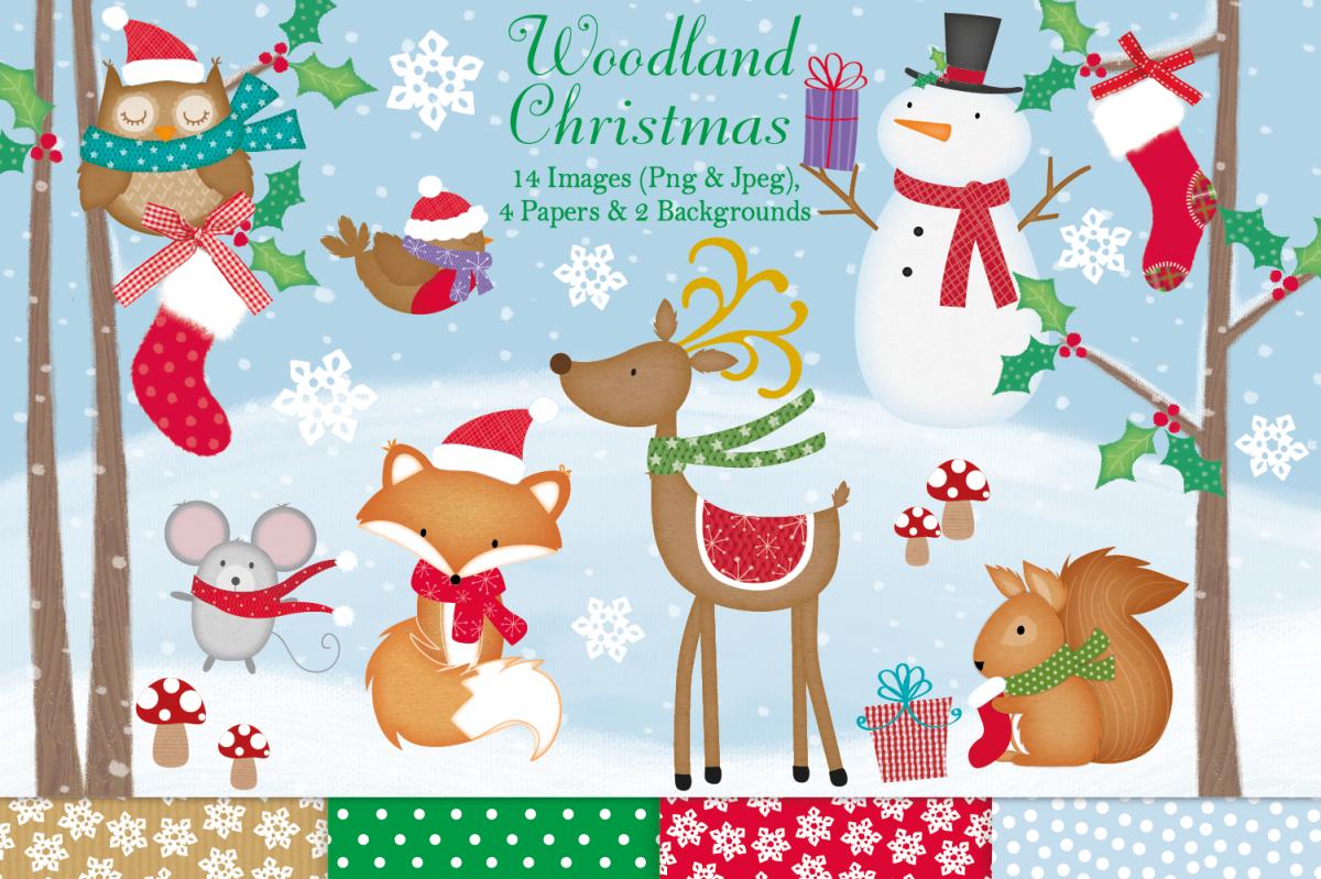 Christmas Illustrations Png.Christmas Clipart Christmas Graphics Illustrations