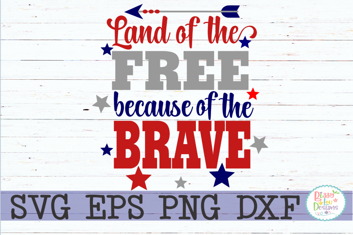 Land of the free because of the brave example image 1