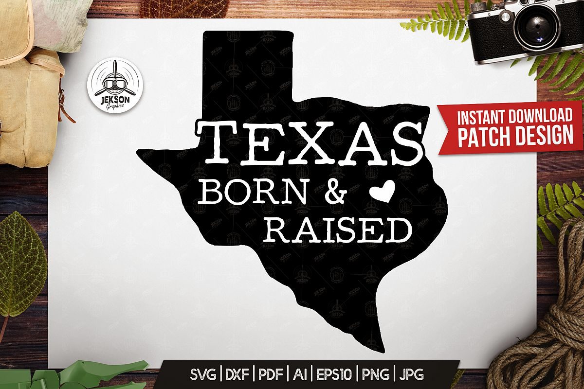 Texas State Badge / Vintage US T-Shirt American SVG Cut File example image 1