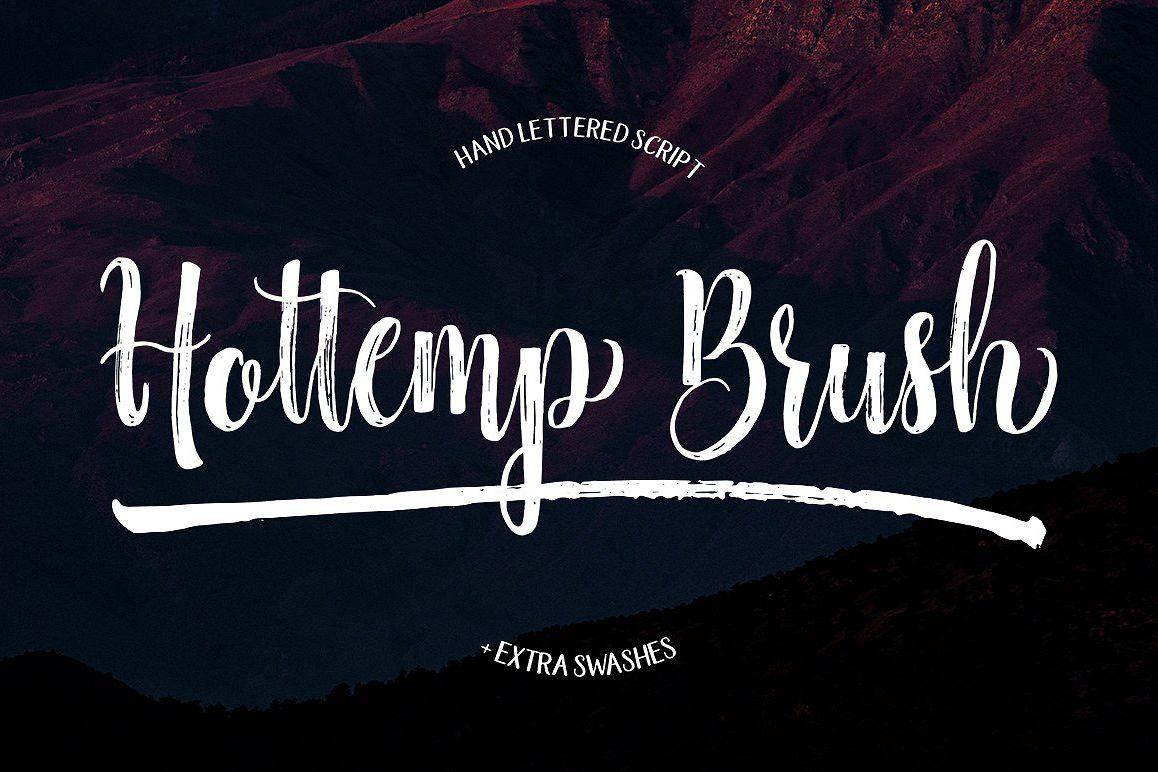 Hottemp Brush example image 1