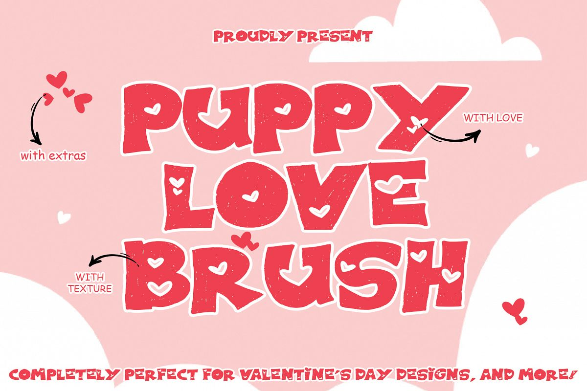 PUPPY LOVE BRUSH example image 1