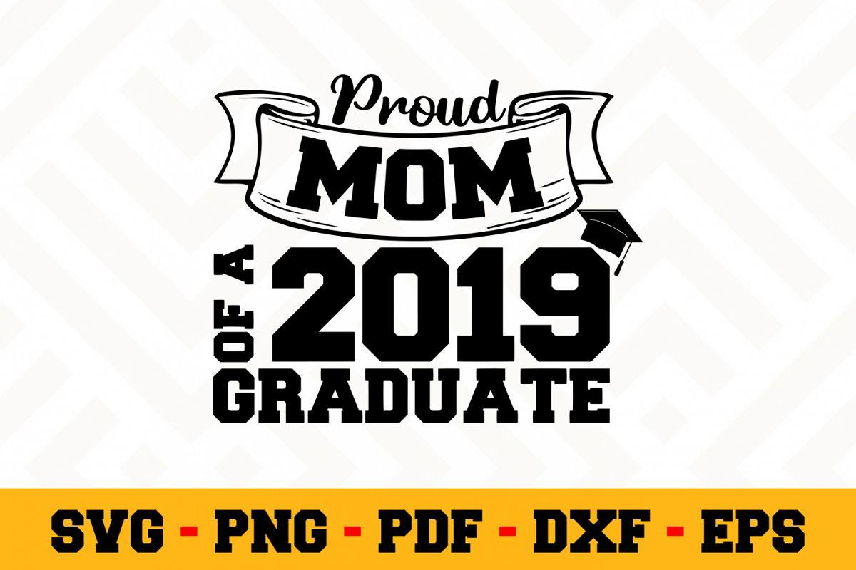 Graduation SVG Design n590   Graduation SVG Cut File example image 1