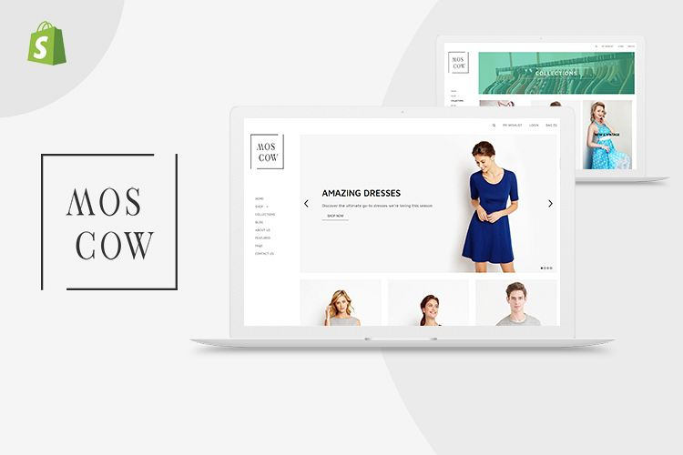 Moscow Shopify Theme example image 1