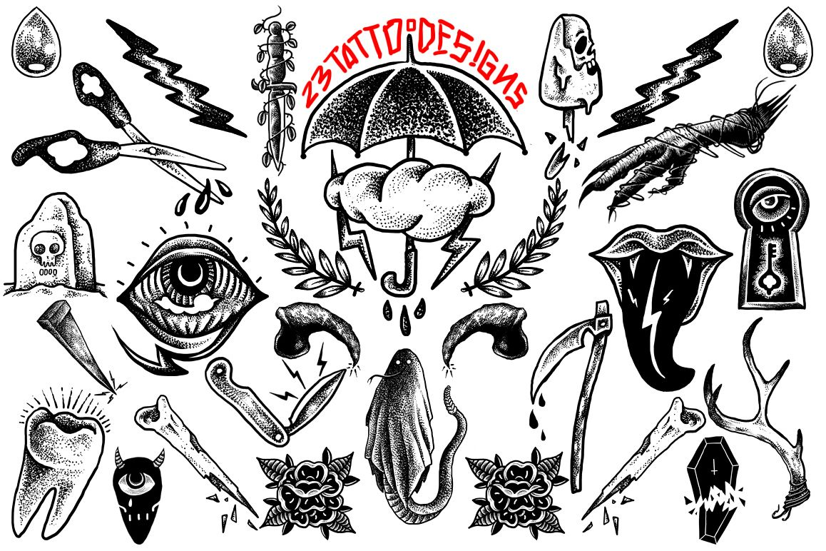 23 Tattoo designs example image 1