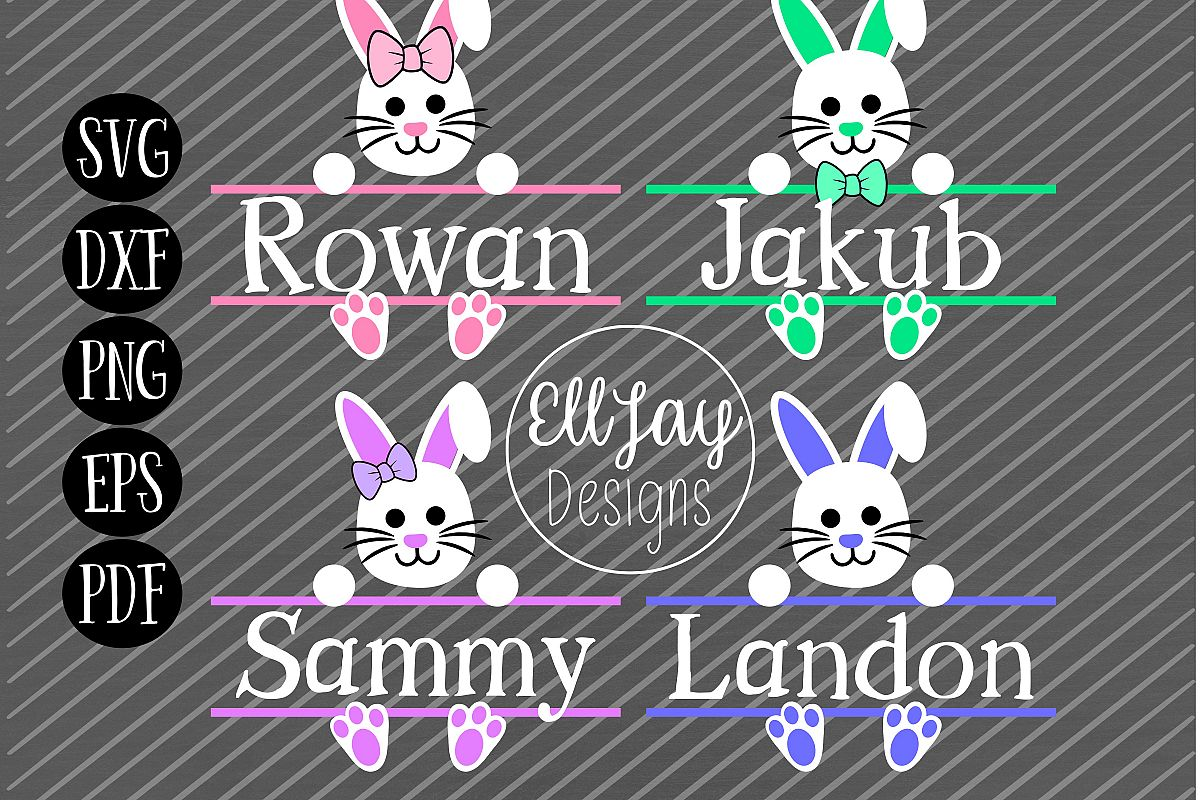 4 Bunny Designs example image 1