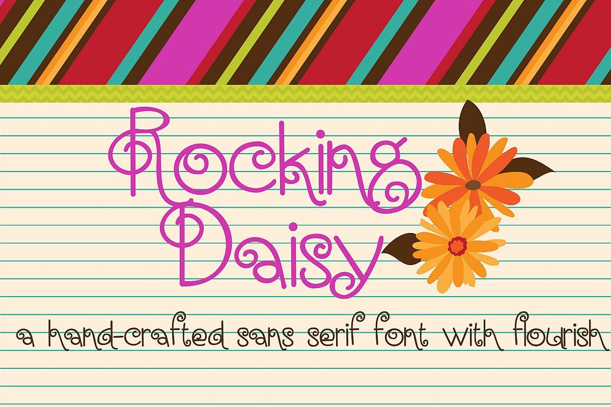 ZP Rocking Daisy example image 1
