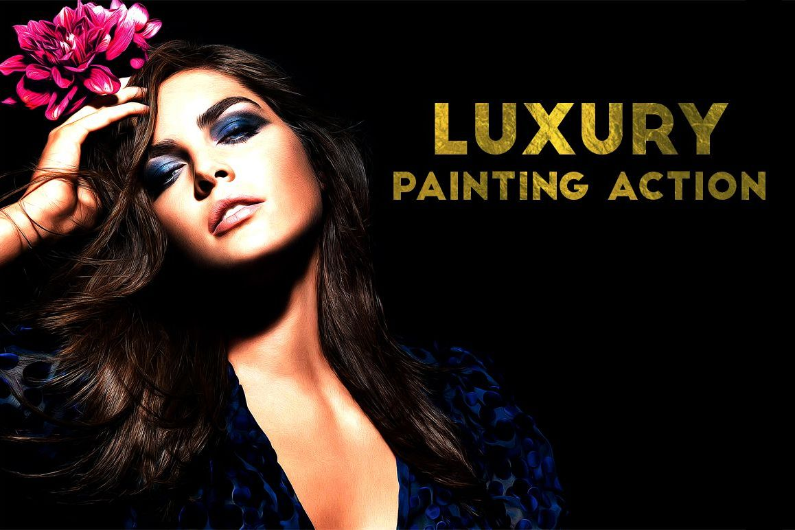 Luxury Painting Action example image 1