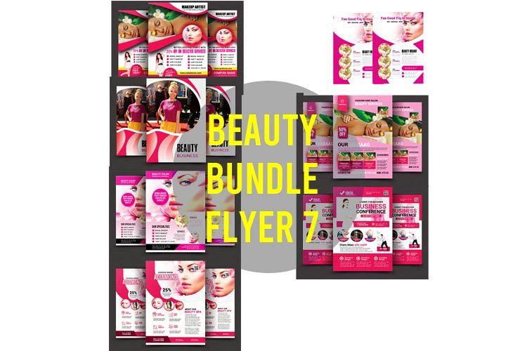 Beauty Bundle flyer 7 example image 1