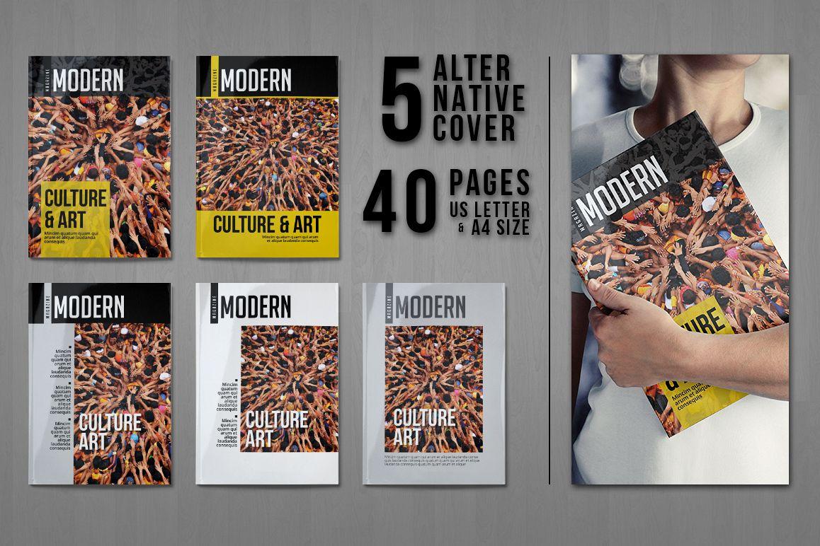 Modern Magazine example image 1