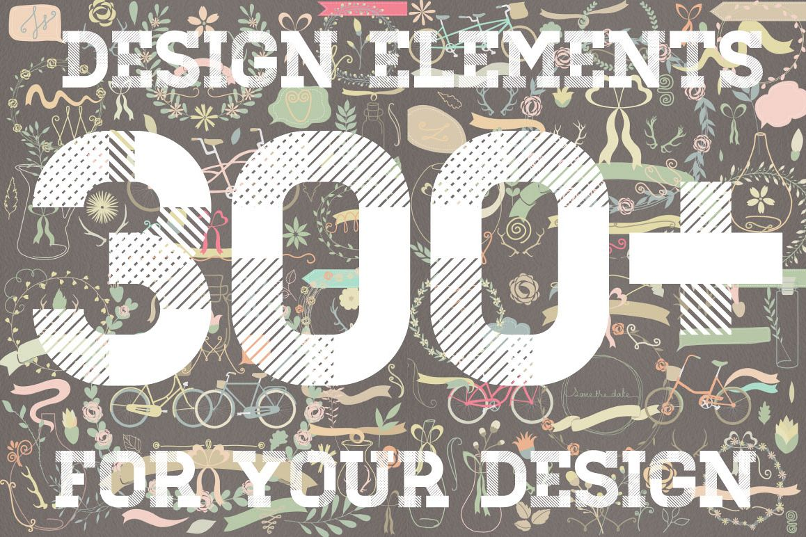 300 Design Elements example image 1