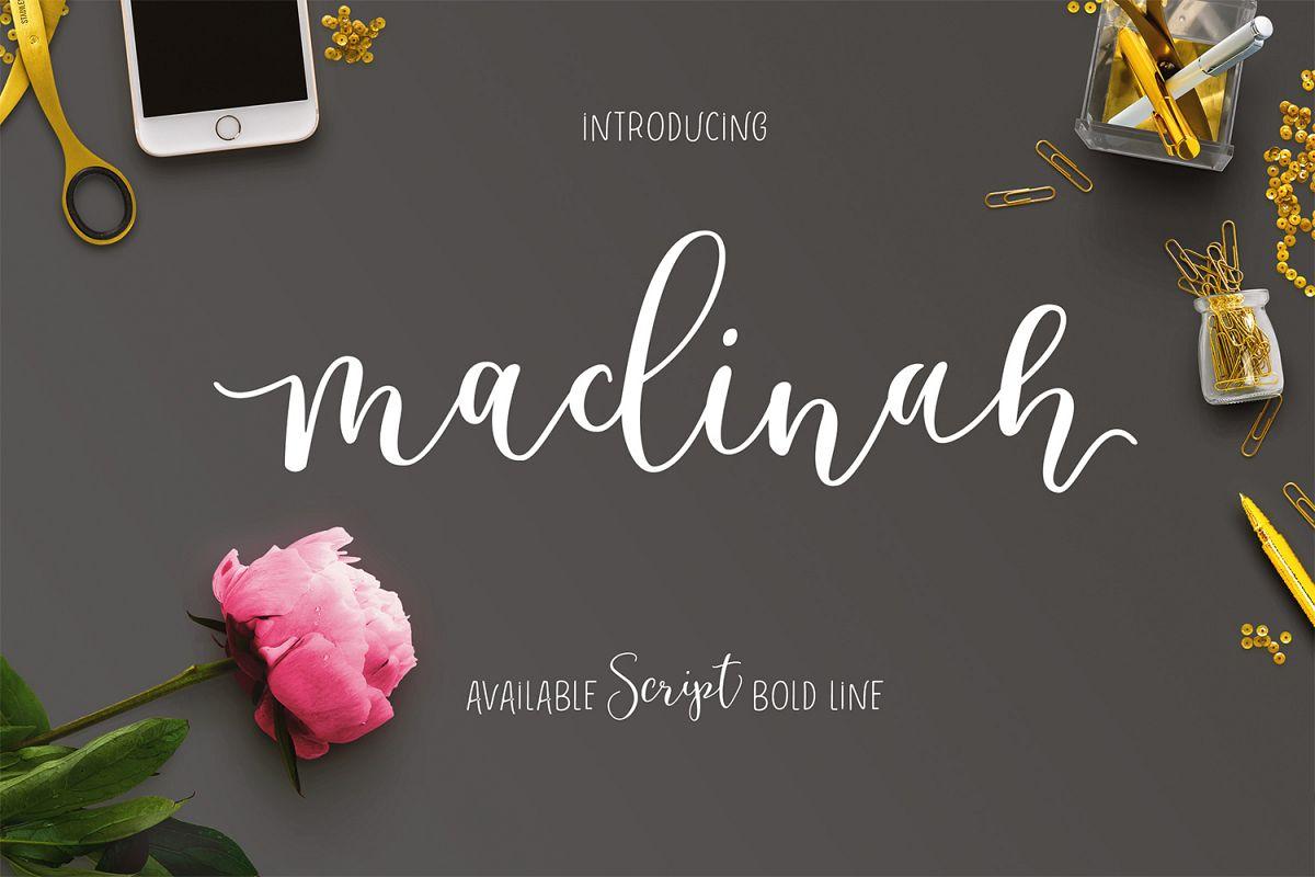 Madinah Font example image 1